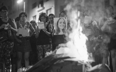 Ante los hechos ocurridos en la Alerta Feminista del 27/12/2018
