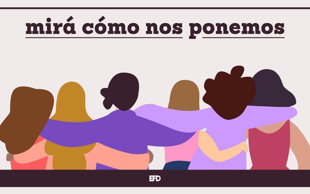 #MiráCómoNosPonemos