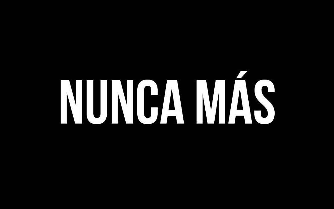 A 46 años del inicio de la última dictadura en Uruguay: Nunca más