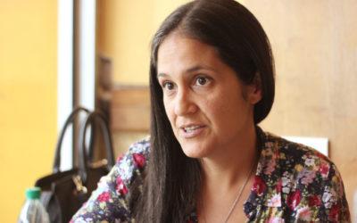 Un cachetazo del patriarcado: entrevista a Carolina Patrón