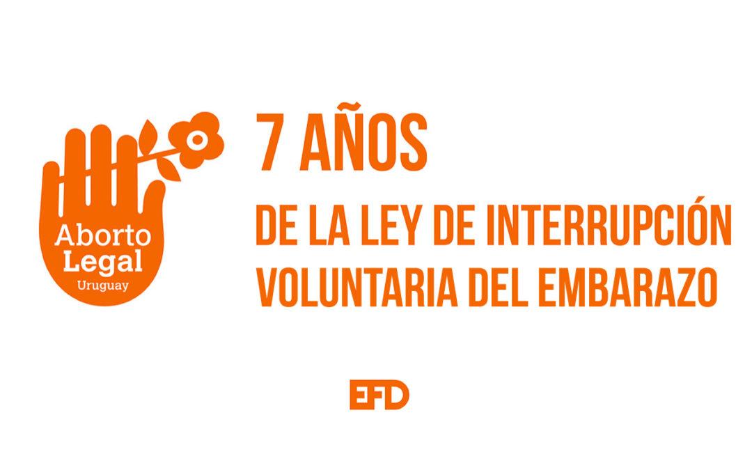 Que siga siendo Ley: a 7 años de la despenalización del aborto en Uruguay