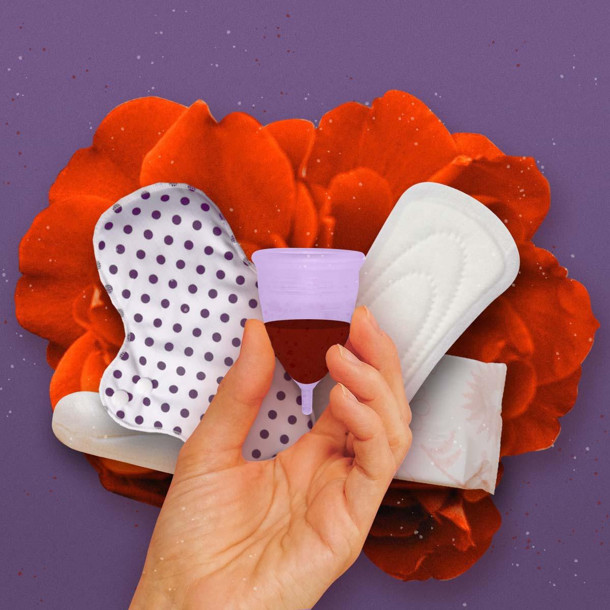 Productos de gestión menstrual