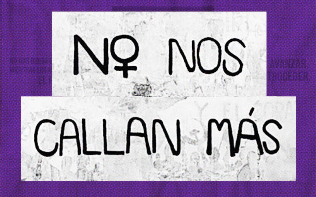 25 de noviembre de 2020–Día Internacional de la Eliminación de la Violencia contra las Mujeres